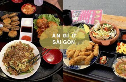 Món ngon ở Sài Gòn nhất định phải ăn qua