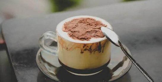 Mách bạn cách pha cà phê trứng ngon như cà phê Giảng