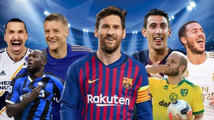 cầu thủ bóng đá tiếng Anh sẽ là fooball player hoặc fooballer