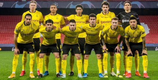 Đội hình Dortmund 2018 gồm những cầu thủ nào?