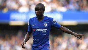 Tiền vệ N'Golo Kante (Chelsea)